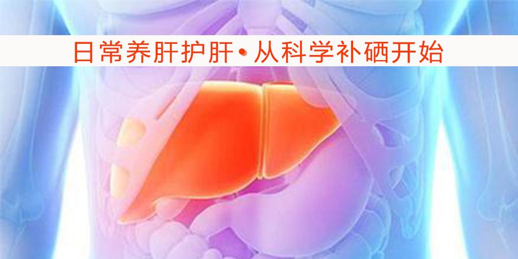 为什么养肝需要补硒?生活中如何保肝护肝?