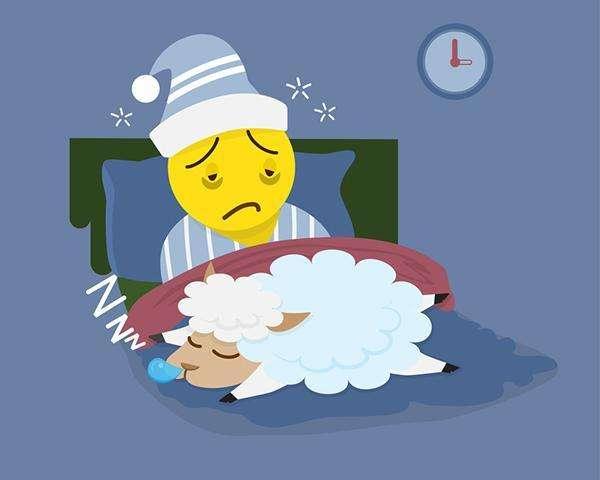 总是失眠,这可不行,失眠是因为缺乏这几种营养素